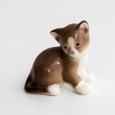 インペリアル・ポーセレン / フィギュリン / 子猫
