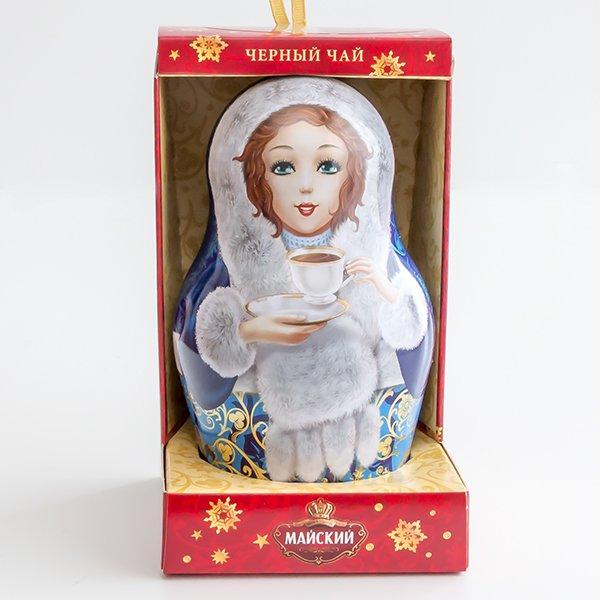 МАЙСКИЙ /  マトリョーシカ/ ブルー