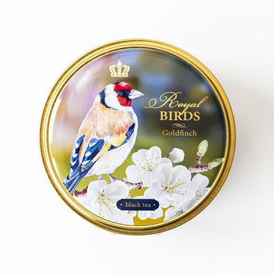 <img class='new_mark_img1' src='https://img.shop-pro.jp/img/new/icons11.gif' style='border:none;display:inline;margin:0px;padding:0px;width:auto;' />RICHARD / Royal Birds / Goldfinch