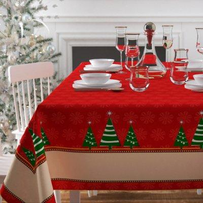 テーブルクロス / クリスマスツリー