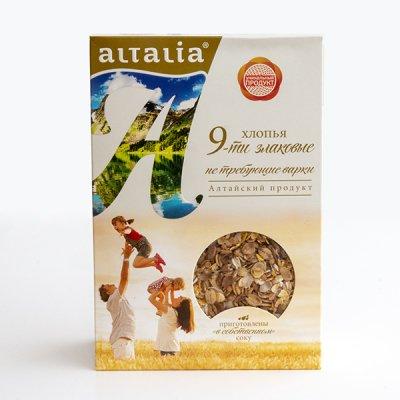 9種の穀物シリアル 400g