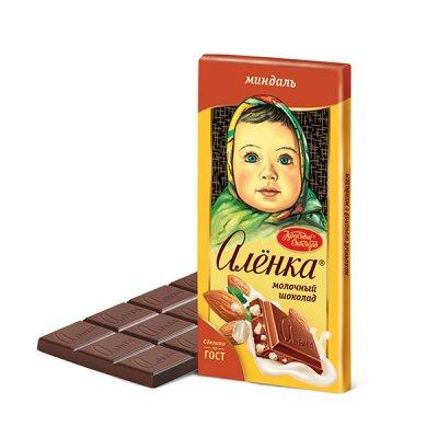アリョンカ アーモンドチョコレート