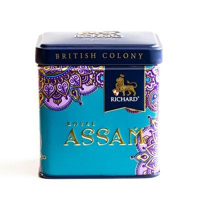 ロシアの紅茶 / RICHARD / British・Colony ロイヤル・アッサム