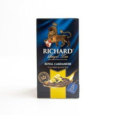 ロシアの紅茶 / RICHARD / ロイヤル カルダモン