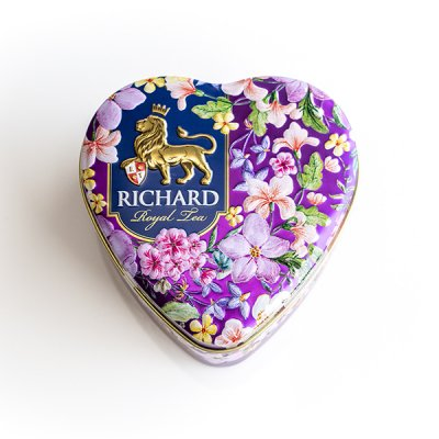 ロシアの紅茶 / RICHARD / Royal Heart / PURPLE