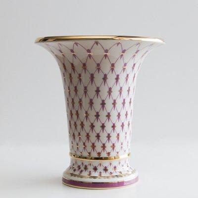 インペリアル・ポーセレン / 花瓶 / ブルース