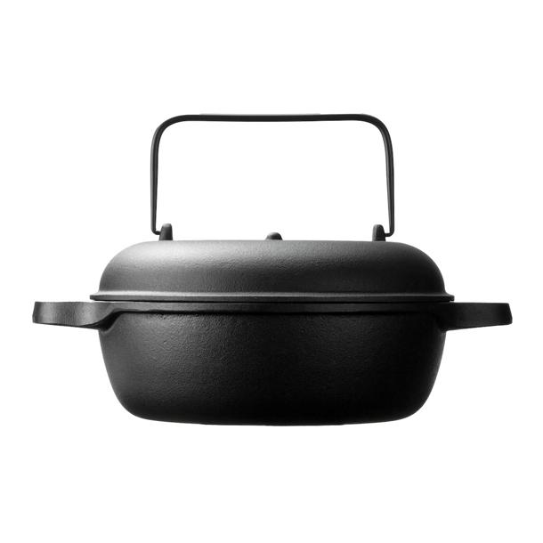 みよちゃんちの焼芋鍋