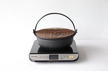 お国自慢鍋ツル付24cm
