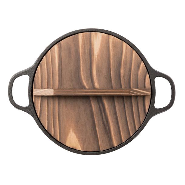 すき焼ぎょうざ兼用鍋16cm