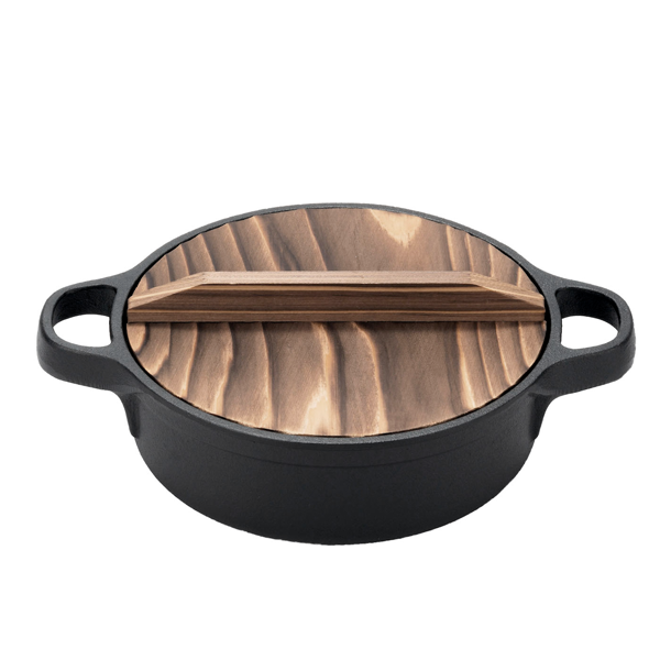 すき焼ぎょうざ兼用鍋16cm(IH対応)