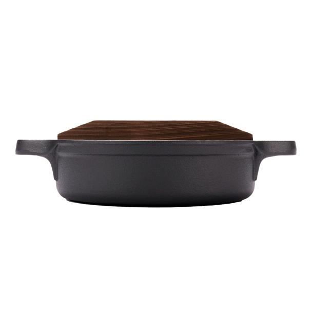 すき焼ぎょうざ兼用鍋20cm(IH対応)