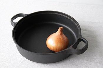 すき焼ぎょうざ兼用鍋24cm