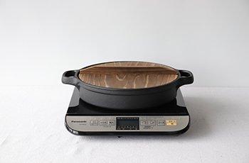 すき焼ぎょうざ兼用鍋26cm