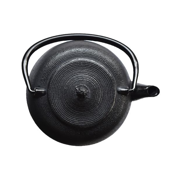 鉄瓶いとめ形0.55L黒