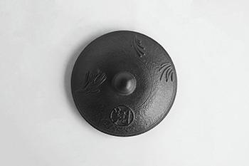 鉄瓶笠形うさぎ0.8L