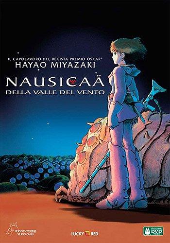 ★お買得 訳あり品★ 風の谷のナウシカ DVD:正規品イタリア版(日本語/イタリア語)