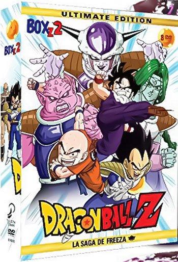 ★送料無料★ ドラゴンボールZ VOL.2~3 DVD-BOX:正規品スペイン版(日本語/スペイン語)
