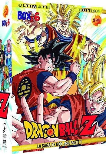 ★送料無料★ ドラゴンボールZ VOL.6~7 DVD-BOX:正規品スペイン版(日本語/スペイン語)