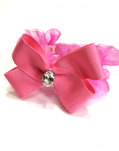 FuriFuri Organdy Pink * フリフリ オーガンジー ピンク *