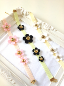 Charmy Daisy  NECKLACE * チャーミーデイジー ネックレス *