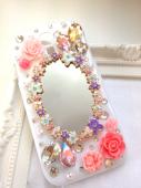 Feminine Flower pink * フェミニン フラワー ピンクーローズ *