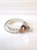 Wrap Bracelet pearl white * ブレスレット * パールホワイト * *