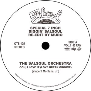 Salsoul Orchestra Ooh I Love It Love Break