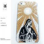 キャンペーン中につき全機種が表示価格で制作!iPhone ケース スワロフスキー マリア