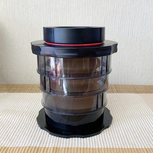 カリタ・プレスコーヒーメーカー KOMPACT(黒)