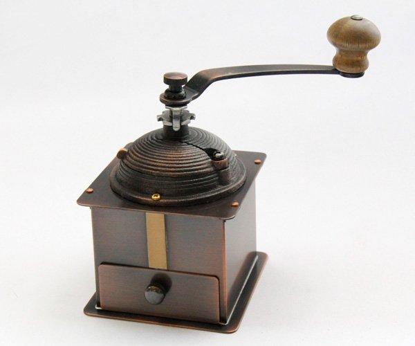 Karita 銅製コーヒーミル