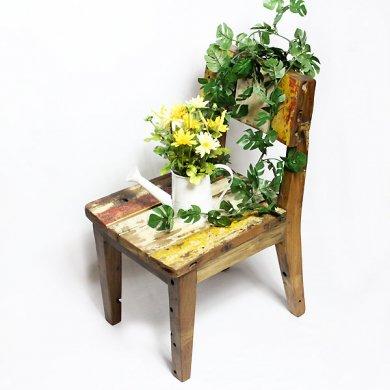 【バリ雑貨】ALL FROM BOATS:Baby Chair(ベビーチェアー)06