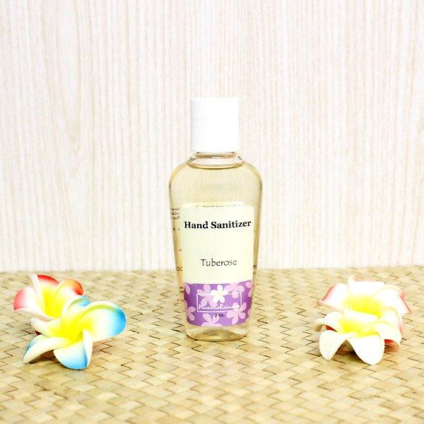 【ハワイアン雑貨コスメ】Plumeria Rain/ハンドサニタイザー(除菌ジェル)/チューブローズ