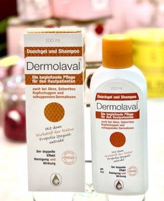 プロポリスヘアー&ボディーシャンプー<br/>「Dermolaval〜ダーモラバル」200mL<br/>あなたの髪に最上級の<br/>ハリ・ツヤ・ボリュームが蘇る。