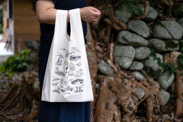 島旅 eco bag