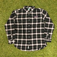 HIFUMIYA  Flannel shirt(GRN)<img class='new_mark_img2' src='//img.shop-pro.jp/img/new/icons15.gif' style='border:none;display:inline;margin:0px;padding:0px;width:auto;' />