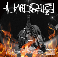 BOIL RHYME & DJ PANASONIC / HARDBOILED<img class='new_mark_img2' src='https://img.shop-pro.jp/img/new/icons29.gif' style='border:none;display:inline;margin:0px;padding:0px;width:auto;' />