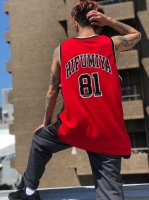 HIFUMIYA Basket Shirt (RED)