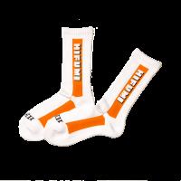 HIFUMIYA Logo Socks (MARIGOLD)