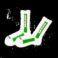 HIFUMIYA Logo Socks (Lime GREEN)