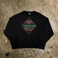 TOBASUZO Sweat (BLK)<img class='new_mark_img2' src='https://img.shop-pro.jp/img/new/icons15.gif' style='border:none;display:inline;margin:0px;padding:0px;width:auto;' />