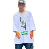 BIG Silhouette T-Shirt (7XL)<img class='new_mark_img2' src='https://img.shop-pro.jp/img/new/icons7.gif' style='border:none;display:inline;margin:0px;padding:0px;width:auto;' />