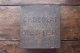 CHOCOLAT MENIER 缶