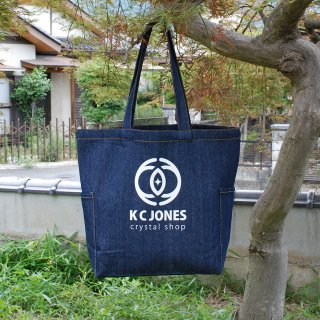 K C JONES オリジナル メタトロンキューブ トートバッグ