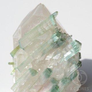 リチア電気石(バイカラートルマリン)