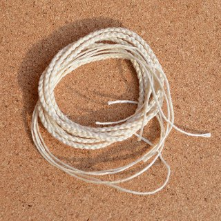 ヘンプ編み紐 ナチュラル