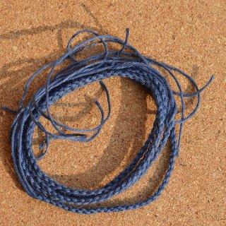 ヘンプ編み紐 藍