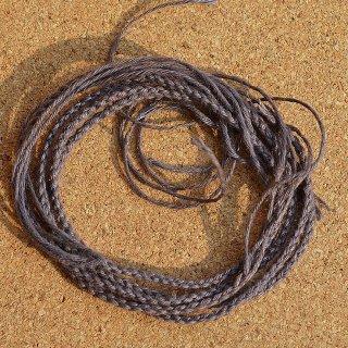ヘンプ編み紐 ログウッド