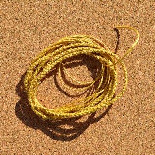 ヘンプ編み紐 コガネ