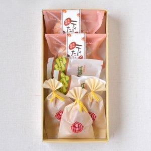 和菓子折(7個入り)ティータイム・江戸の華・男爵