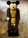 超希少 限定品 ミッキーマウス × スターウォーズ ジェダイ くるみ割り人形